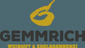 Gemmrich - Weingut und Edelbrennerei Logo