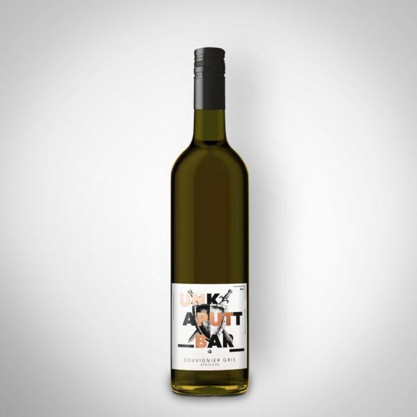 UNKAPUTTBAR Souvignier Gris ist ein kräftig, fruchtiger Weißwein der Extraklasse