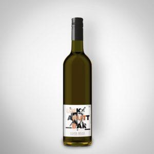UNKPAUTTBAR Cuvée-Weiß trocken ist ein spritzig, fruchtiger Weißwein