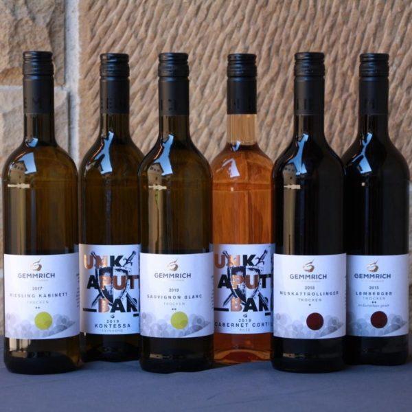 2019er Weine & Neuheiten - Weingut und Edelbrennerei Gemmrich