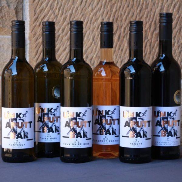 UNKAPUTTBAR Allstars - Weingut und Edelbrennerei Gemmrich