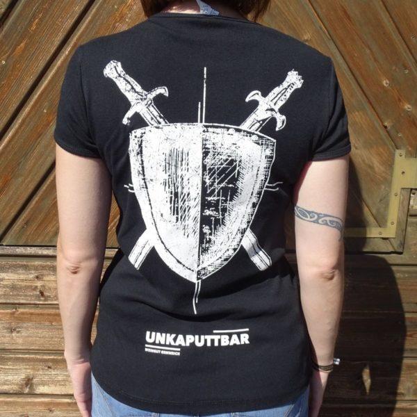 T-Shirt UNKAPUTTBAR - Girls 3