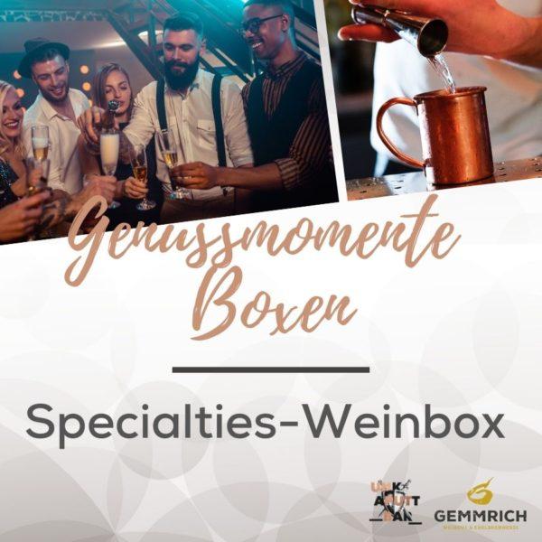 Specialties Weinabo | Weingut und Edelbrennerei Gemmrich