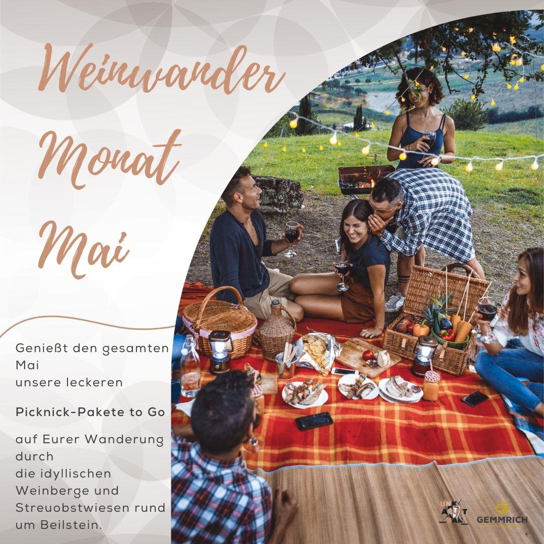Weekend Special Picknick to Go - Weingut und Edelbrennerei Gemmrich